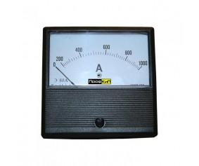 ПрофКиП Э80А амперметр щитовой переменного тока 0-1.5кА/5А