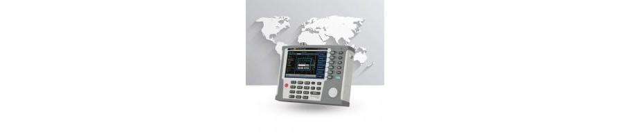 Анализаторы спектра, цепей и электромагнитного поля