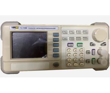 ПрофКиП Г3-109М генератор сигналов низкочастотный (0.2 Гц … 10 МГц)