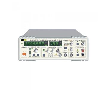 ПрофКиП Г3-130М генератор сигналов низкочастотный (0.1 Гц … 3 МГц)