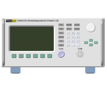 ПрофКиП Г4-158 Генератор Сигналов Высокочастотный